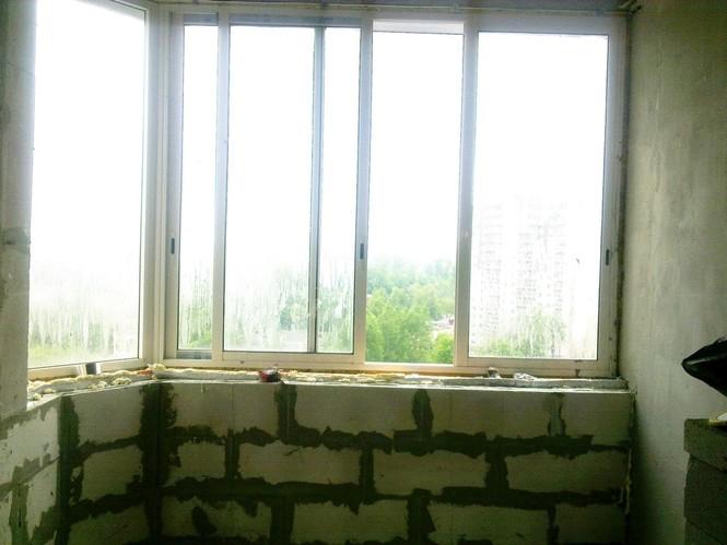 Ремонт квартир в балашихе - увеличение комнаты.